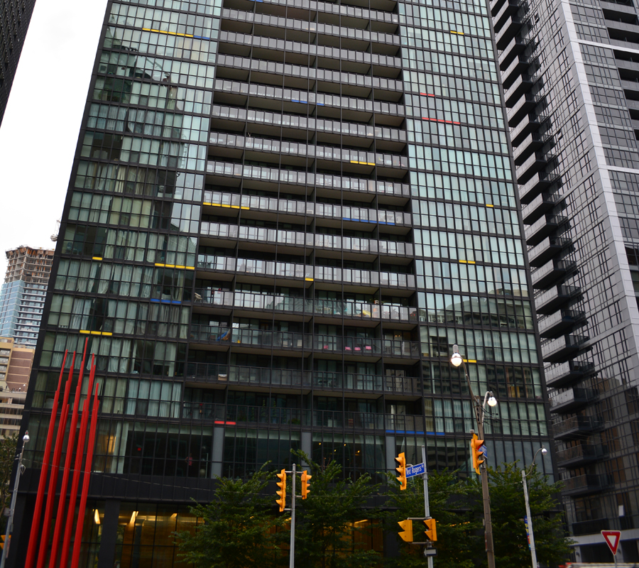 Sold - 110 Charles St East, Toronto
